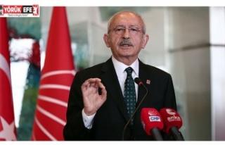 Kılıçdaroğlu'ndan Şahap Kavcıoğlu'nun...