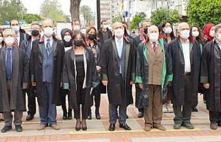 Nazillili avukatlar günlerini kutladı