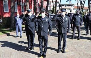 Polis Teşkilatı'nın 176. Kuruluş Yıldönümü...