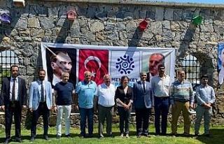 Memleket Partisi Aydın İl Başkanı Yenipazarlı:...