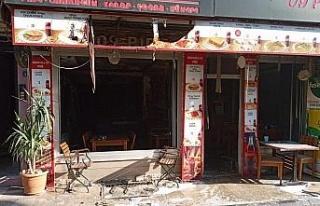 Aydın'da iş yerinde çıkan yangın panikletti