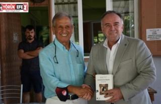 FUAT ÖNDEŞ GERMENCİK'TE 2 MAHALLE KÜTÜPHANESİNİN...