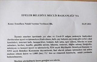 MHP'li Meclis Üyelerinden Esnaf Önergesi
