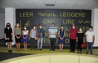 Engelli Dostu ADÜ projesi dikkat çekmeye devam ediyor