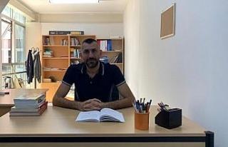 ADÜ Öğretim Üyesi Ersan'ın projesi TÜBİTAK...