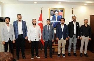 ADÜ Rektörü Aldemir, AK Parti Genel Merkez Gençlik...