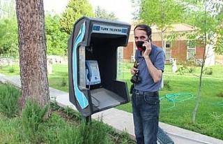 Ankesörlü telefonlar da tarihe karıştı