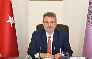BAŞKAN ÇETİNDOĞAN'DAN AHİLİK HAFTASI KUTLAMA...