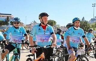 Didim Bisiklet Festivali başladı