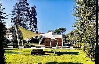 Didim'de 50 dönümlük alana millet bahçesi yapılacak