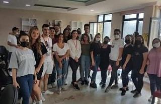 Efeler Mesleki Eğitim Merkezi, 'Erasmus +KA105...