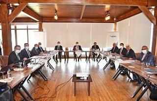 GEKA 143'üncü yönetim kurulu toplantısı Denizli'de...