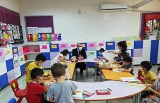 İl Milli Eğitim Müdürü Okumuş, Çine'de öğrencilerle...