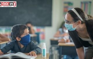 """MEB duyurdu""""Covid hastası ve temaslısı öğrencilere..."""