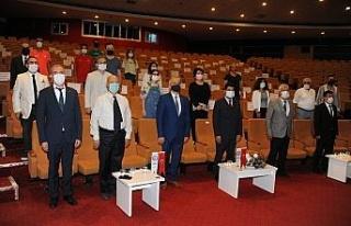Merhum Başvekil Menderes, ADÜ'de düzenlenen panel...