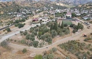 Nazilli Belediyesi Bozyurt'a yatırımlarını sürdürüyor