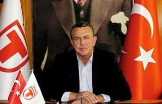 Söke TARİŞ Başkanı Özer, UPK Başkanı Balçık'ı...
