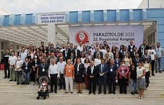 ADÜ ev sahipliğindeki Parazitoloji Kongresi başladı