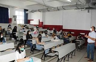 ADÜ'de 2021-2022 Akademik Yılı yüz yüze eğitimle...