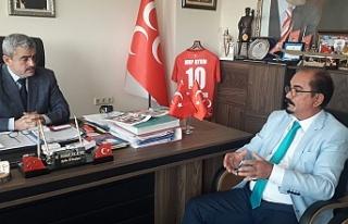 """BAŞKAN ALICIK""""NAZİLLİ YEREL SEÇİMLERDE TERCİHİNİ..."""