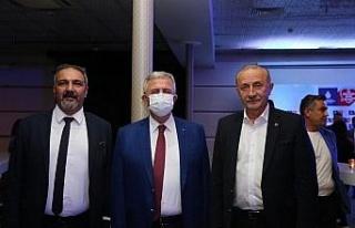 Başkan Atabay, CHP'li Belediyeler Tarımsal Kalkınma...