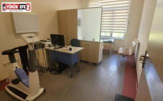 Aydın Devlet Hastanesi'nde 'Kardiyopulmoner Rehabilitasyon Ünitesi' hizmete girdi
