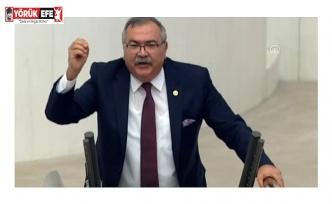 """Bülbül, """"Adalet Bakanı ve HSK Başkanı olarak görevinizi yapın"""" dedi."""
