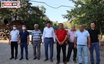 Nazilli Belediyesi 15 noktada eş zamanlı çalışma yürütüyor