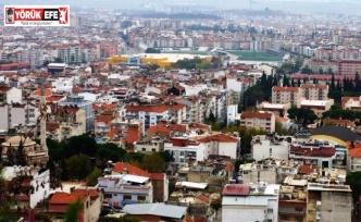 Aydın'da konut satışları azaldı
