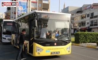 Ücretsiz seyahat kapsamında Aydın'a '1 milyon lira' destek verildi