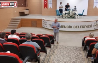 PANDEMİ YASAKLARININ ARDINDAN GERKOOP İLK TOPLANTISINI YAPTI
