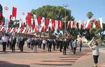 Kuyucak'ta 30 Ağustos Zafer Bayramı kutlandı