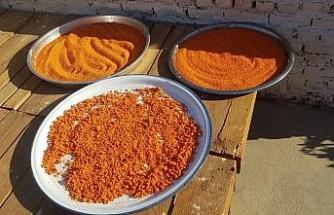 Aydın'da mutfaklar kışa hazırlanıyor