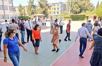 Aydın'da öğretmenler hem eğlendi, hem de öğrendi