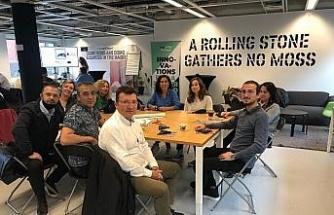 Efeler, genç girişimcilerin yeni merkezi olacak