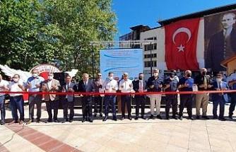 Kaymakam Soley'in projeleri Vali Aksoy tarafından hizmete açıldı