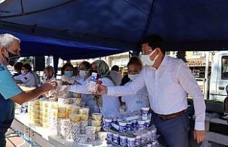 Nazilli Belediyesi, merhum Başbakan Adnan Menderes'i andı