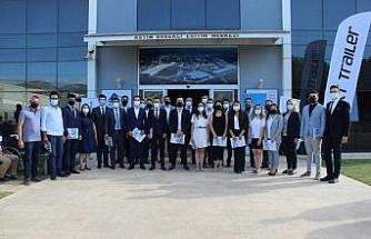 Yeni mezun mühendisler OKT Trailer ile geleceğe hazır