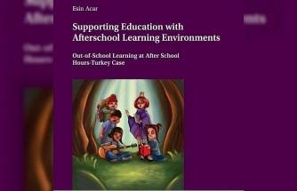 ADÜ Öğretim Üyesi Acar'ın kitabı yayımlandı