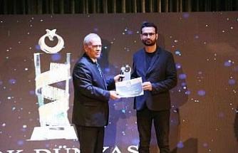 ADÜ'lü öğrencinin yönetmenliğini yaptığı 'Başka Vatanımız Yok' belgeseline bir ödül daha