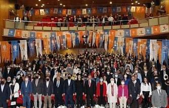 AK Parti Efeler İlçe Danışma Meclisi Toplantısı gerçekleştirildi