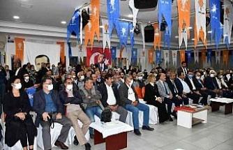 AK Parti Söke İlçe Danışma Kurulu toplantısı yapıldı