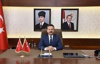 """Aydın Valisi Aksoy, """"Kızılay, en köklü insani yardım kuruluşumuzdur"""""""