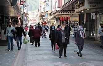 Aydın'da vaka sayıları düşüşe geçti