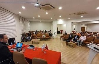 AYFAD'tan 'Zeybekler, Halk Kültürü Bağlamında Zeybek Dansları ve Giyim Kuşamı' konferansı