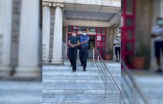 Cemevi'nin ses düzenini çalan hırsız tutuklandı