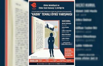 Efeler Belediyesi'nden 'kadın' temalı öykü yarışması