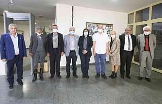 Türkiye Kuvayi Milliye Mücahitler Derneği, Başkan Çerçioğlu ile görüştü