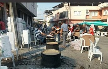 Aydın'da kuraklık etkisini gösterdi, köylüler yağmur duasına çıktı
