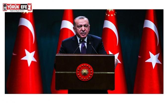 Cumhurbaşkanı Erdoğan '29 Nisan-17 Mayıs arasında tam kapanmaya gidiyoruz' dedi.
